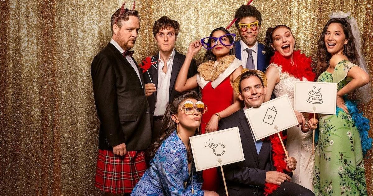 Love. Wedding. Repeat (2020) • Netflix | by Charlene DeKalb | Frame Rated |  Medium